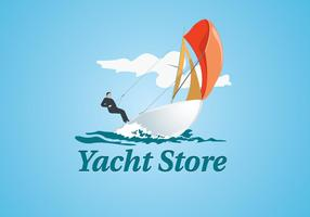 Yacht Store Logo