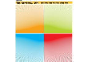 Sunbeams Vector Set