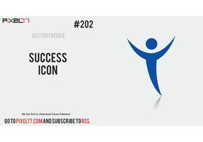 Free Vector of the Day #202: Success Icon