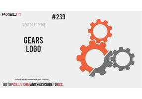 Free Vector of the Day #239: Gears Logo