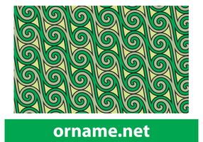 Classical Celtic Vector Pattern