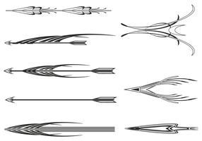 Decorative Arrows Vector Pack