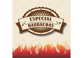 Barbecue Vector Logo