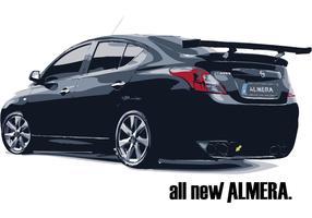 AlmerA Car Vector