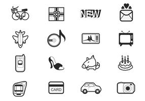 Miscellaneous Vector Symbol Pack