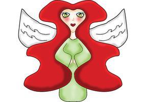 Cartoon Angel Vectors