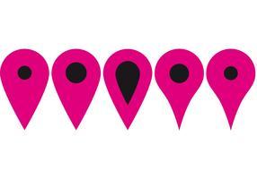 Location Pointer Symbol Vectors