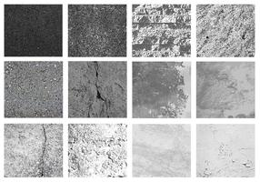 Gray Stone Texture Vector Pack