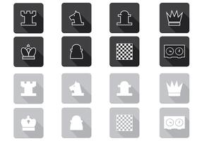 Chess Vector Icon Pack
