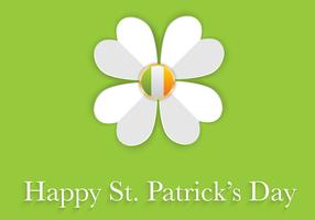 Happy St. Patrick's Day Vector Background
