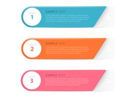 Modern Banner Tags Vector Set