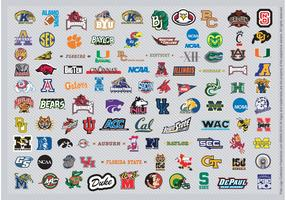 NCAA Basketball Logos Pt1