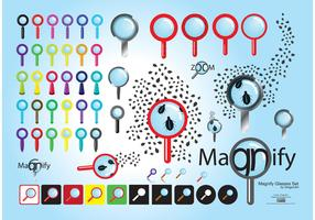 Magnifying Glass Graphics