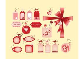 Valentine Love Tags