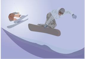 Winter Sports Graphics