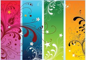 Colorful Nature Vectors