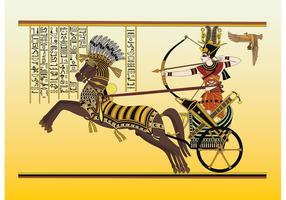 Ancient Egypt Vector Art