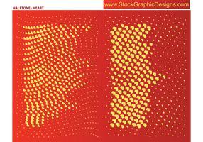 Pop Art Heart Graphics