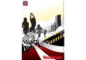Nightlife Vector