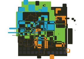 Free Squares Vector