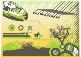Abstract Nature Background Graphics