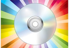 CD DVD Disc Vector