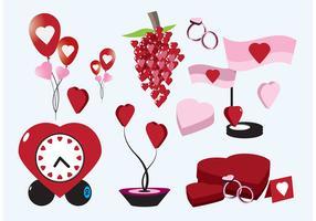 Free Valentine Vector Graphics