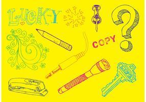 Doodles Vectors