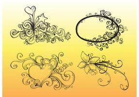 Hand Drawn Vector Graphics