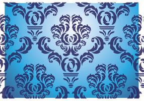 Antique Damask Vector