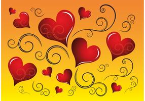 Free Heart Graphics Vectors