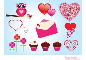 Free Love Vector Graphics