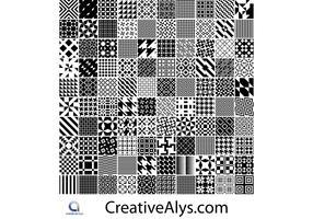 Geometric Pattern Vectors