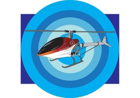 Free Helicopter Vector