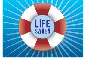 Lifesaver Vector