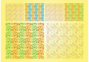 Organic Vector Patterns