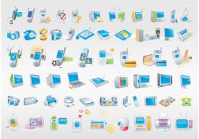 Free Technology Vectors