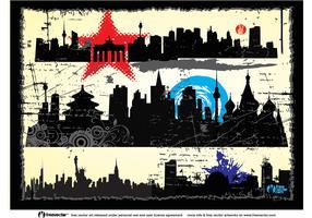 Grunge City Graphics