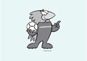 1998 FIFA World Cup Mascot