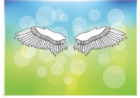 Free Wings Vectors