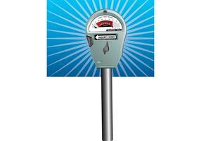 Parking Meter Vector