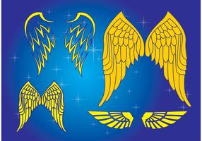 Vector Wings Graphics