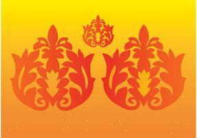 Floral Decoration Vectors