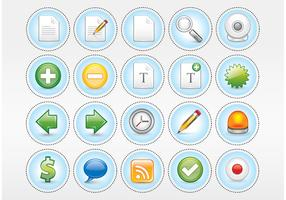 Computer Vector Icon Pack