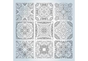 Outline Pattern Vectors