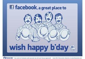 Facebook Geburtstag