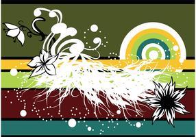 Flowers Composition Art