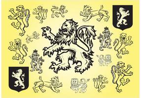 Lion Vectors