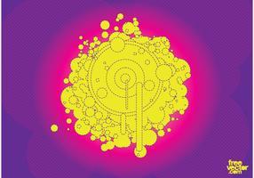 Free Bubbles Vector