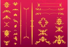 Elegant Ornaments